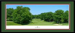Muirfield Village Hole No. 11 Framed Picture