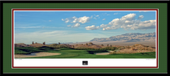 Wolf Course Las Vegas Framed Picture