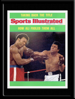 Muhammad Ali Sports Illustrated Framed Picture