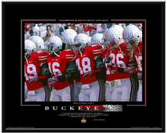 What it Means to be a Buckeye Framed Picture