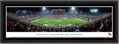 UCF Knights Football Spectrum Stadium Framed Panoramic Picture