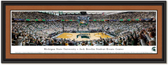 Michigan State University - Jack Breslin Student Events Center Framed Picture