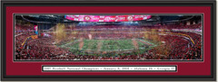 2017 National Championship Panoramic - Alabama Crimson Tide