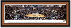 Purdue Boilermakers Basketball Framed Panorama