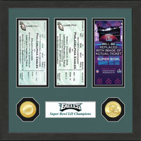 Philadelphia Eagles Road to Super Bowl 52 Ticket Collection