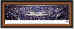 TCU Horned Frogs Basketball ED & RAE SCHOLLMAIER ARENA Framed Picture