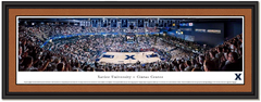 Xavier Musketeers Basketball  Cintas Center Framed Picture