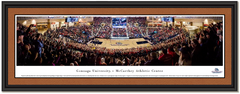 Gonzaga Bulldogs Basketball MCCARTHEY ATHLETIC CENTER Framed Print