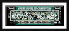 2018 Super Bowl Champs Philadelphia Eagles Photoramic Framed Photo Collage