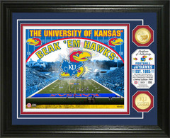 University of Kansas Bronze Coin Photo Mint