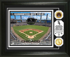 Chicago White Sox Dirt Coin Photo Mint