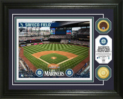 Seattle Mariners Dirt Coin Photo Mint