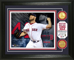 Chris Sale Bronze Coin Photo Mint