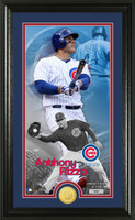 Anthony Rizzo Supreme Bronze Coin Photo Mint