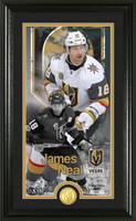 James Neal Supreme Bronze Coin Photo Mint