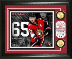 Erik Karlsson Bronze Coin Photo Mint