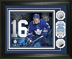 Mitchell Marner Silver Coin Photo Mint