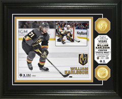 William Karlsson Bronze Coin Photo Mint