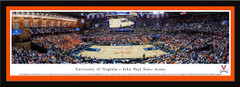 Virginia John Paul Jones Arena Basketball Framed Picture