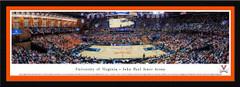 Virginia John Paul Jones Arena Basketball Framed Picture