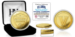 Villanova University 2018 NCAA Men's Basketball National Champions Gold Mint Coin