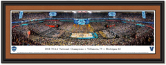 Villanova 2018 NCAA Basketball Championship Framed Picture
