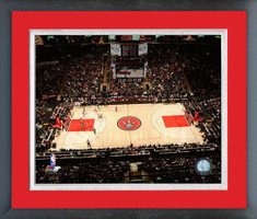 Toronto Raptors Air Canada Centre Framed Print