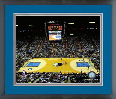Minnesota Timberwolves Target Center Framed Print