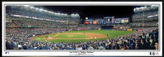 Jeter's Last At Bat in Yankee Stadium Framed Picture