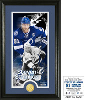 Steven Stamkos Supreme Bronze Coin Photo Mint