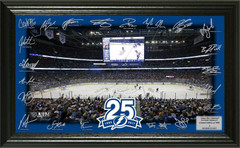 Tampa Bay Lightning 2017 Signature Rink