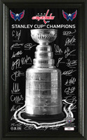 Washington Capitals 2018 Stanley Cup Champions Signature Trophy