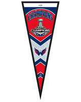 Washington Capitals 2018 Stanley Cup Framed Pennant