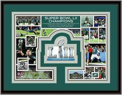 Philadelphia Eagles Super Bowl Framed Picture