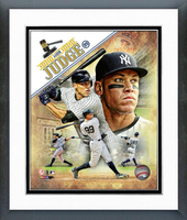 Aaron Judge Framed Composite