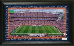 Denver Broncos 2018 Signature Gridiron Collection
