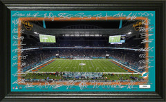 Miami Dolphins 2018 Signature Gridiron Collection