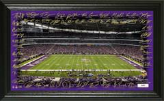 Minnesota Vikings 2018 Signature Gridiron Collection