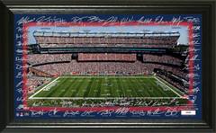 New England Patriots 2018 Signature Gridiron Collection