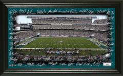 Philadelphia Eagles 2018 Signature Gridiron Collection