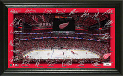 Detroit Red Wings 2018 Signature Rink