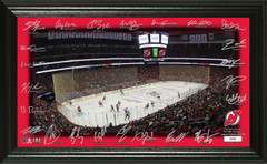New Jersey Devils 2018 Signature Rink