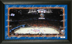 New York Islanders 2018 Signature Rink
