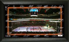 Philadelphia Flyers 2018 Signature Rink