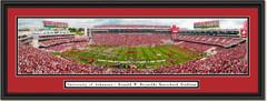 Arkansas Donald W. Reynolds Razorback Stadium Framed Print