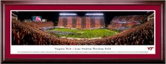 Virginia Tech Football Lane Stadium/Worsham Field Framed Print