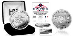 Boston Red Sox 2018 World Series Champions Pure Silver Mint Coin