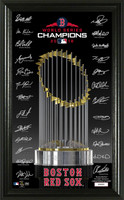 Boston Red Sox 2018 World Series Champions Signature Trophy
