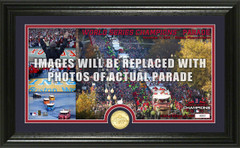 Boston Red Sox 2018 World Series Champions Parade Single Coin Photo Mint