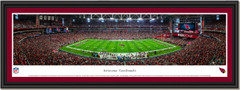Arizona Cardinals University of Phoenix Stadium Framed Print